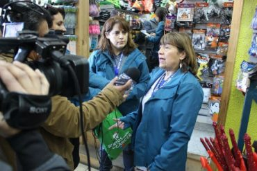 Autoridad sanitariacomenzó fiscalización de disfraces y dulces previo a Halloween