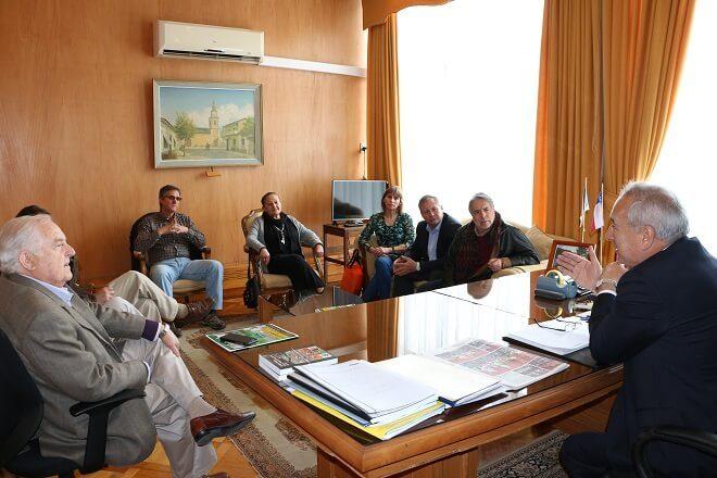 Cámara de Comercio de Osorno conoció proyectos que municipio liderará a favor del desarrollo de la comuna