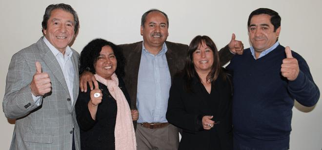 PDC Los Ríos presenta candidatos a elecciones comunales y regionales
