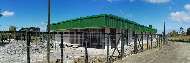 Ad portas de ser entregado se encuentra el Centro Comunitario de Salud Familiar de isla Meulín en Quinchao que brindará atenciones a más de 1400 usuarios