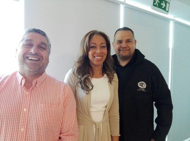 Chilote experto en medicina hiperbárica expuso en Congreso de Baromedicina en Santiago