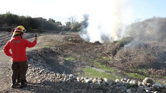 CONAF Los Ríos prohíbe el uso del fuego para desechos silvoagropecuarios hasta el 30 de noviembre