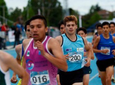 El atletismo llena de orgullo a Los Ríos con seis medallas en los Juegos de la Araucanía