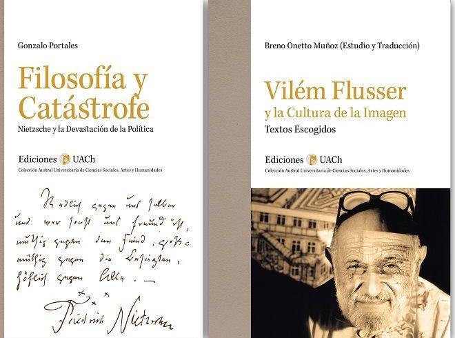 Ediciones UACh presentará novedades editoriales en IV encuentro de filosofía en Valdivia