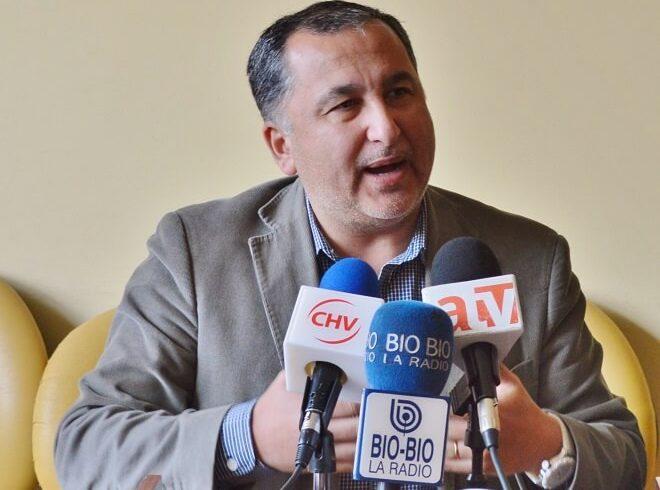 Intendente Montecinos anunció presentación de querella por incendio de container en predio forestal
