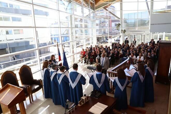 Canal de televisión del Poder Judicial transmitirá IV Encuentro Nacional de Coros desde Valdivia