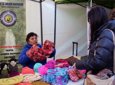 Feria de alimentos y productos naturales en Valdivia, sábado 12 de noviembre