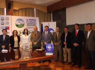 """En Osorno lanzaron la segunda versión de la Feria Regional """"Ciudad Sustentable"""""""