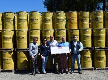INDAP otorga crédito a Cooperativa Apícola Campesina de Los Ríos