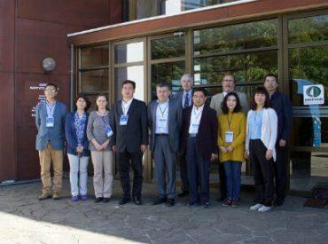 Delegación forestal de China visitó INFOR Los Ríos