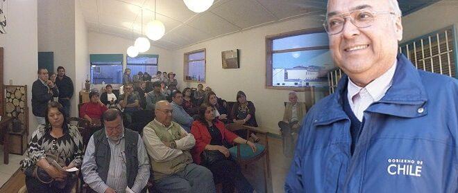 Exseremi Jorge Mendez liderará RN en la comuna de Valdivia