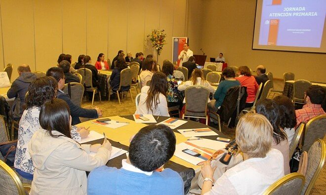Directivos y profesionales de atención primaria de la provinciade Osorno se reunieron en jornada de análisis y coordinación