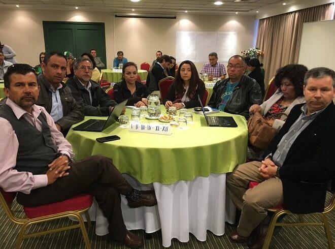 Con éxito comenzó jornada nacional de Educación Intercultural Bilingüe en Concepción