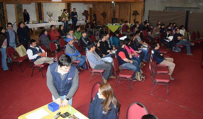 Jóvenes campesinos de Los Ríos se preparan para constituir Mesa Regional de Jóvenes