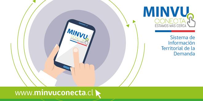 """MINVU pone en marcha sistema de información """"Minvu Conecta"""", en Los Ríos"""