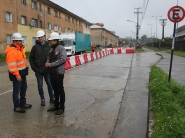 MOP reabrió tránsito vehicular de Avenida Bueras luego de concluir tramo de nuevo colector de aguas lluvias