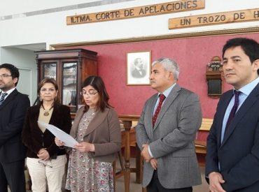 Asociación Nacional de Magistrados y Asociación Regional de Magistrados Valdivia -Osorno se pronuncia respecto a reajuste de las remuneraciones del sector público