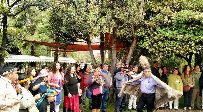 Con firma de acuerdo se avanza en prácticas de salud con pertinencia cultural para pueblos originarios