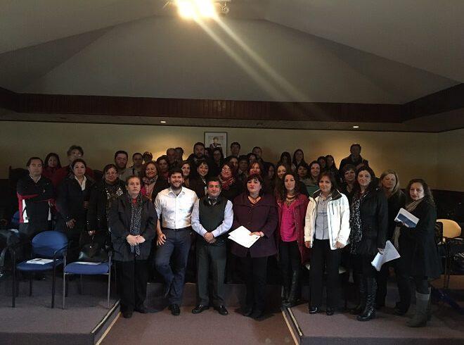 Dirigentes y funcionarios públicos participaron en seminario sobre acceso a la información y participación ciudadana