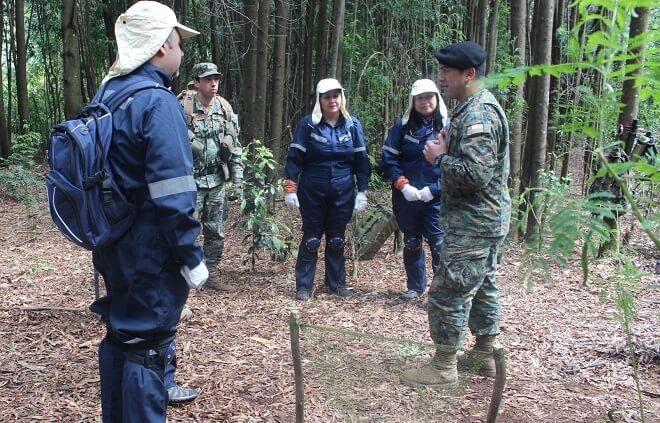 Seremi de Salud Los Ríos realizó curso para equipo de Respuesta Rápida frente a Emergencias y Desastres