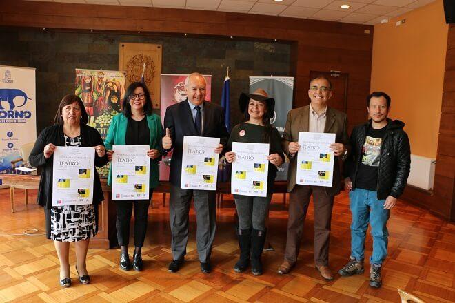 Osorno brillará con cartelera de teatro en noviembre