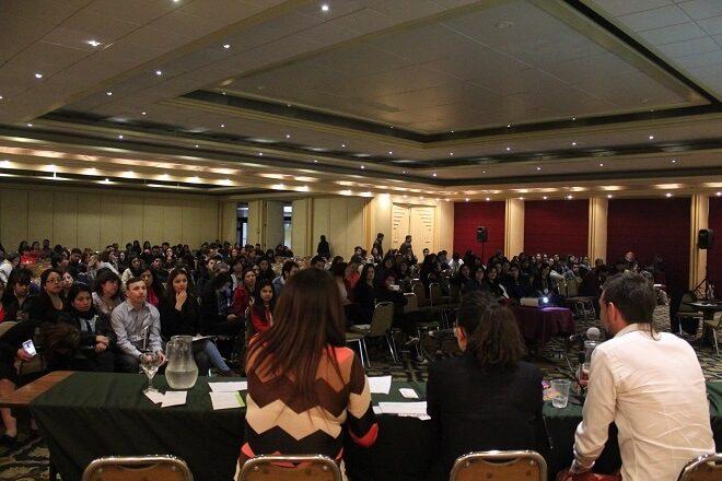 Congreso de Servicio Social Santo Tomás lleva a cabo su primera jornada en Valdivia