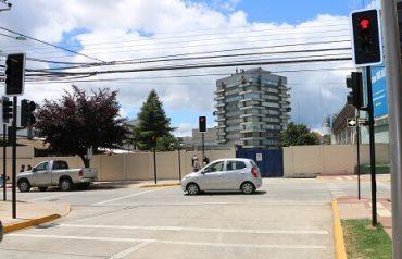 Adjudican obras pendientes en avenida Mackenna de Osorno