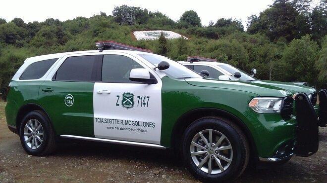 Prefectura Carabineros de Valdivia recibirá 14 nuevos vehículos policiales de alta tecnología