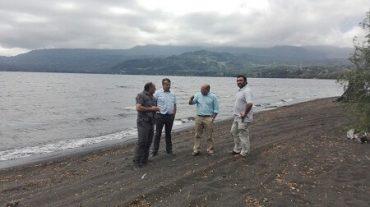 Desde la próxima semana comienzan los trabajos de extensión en la costanera de Coñaripe