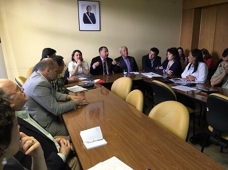 Comisión Regional de Los Ríos reitera el compromiso del sector público con el Censo 2017