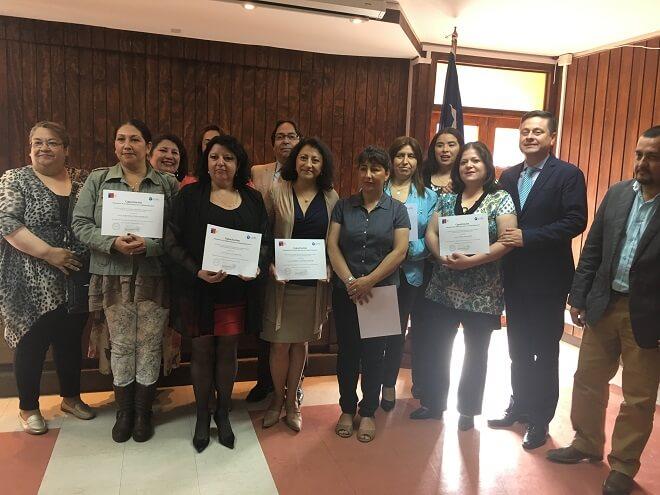 En Concepción asistentes de la Educación fueron capacitados en la Reforma Educacional