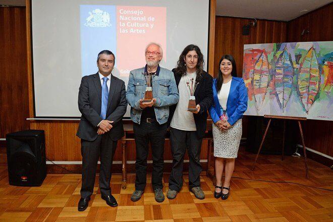 Consejo de la Cultura Los Lagos entrega Premios Regionales de Arte 2016