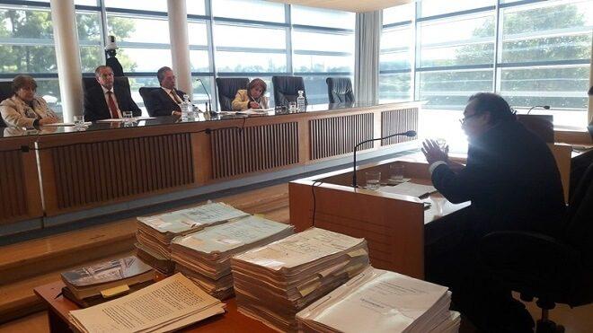 Corte de Apelaciones de Valdivia deja en estudio solicitud de ampliación de desafuero de diputado Rosauro Martinez