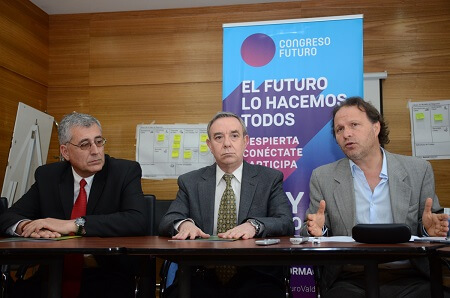 Senador De Urresti y Congreso del Futuro: «Nuestra región tiene mucho que aportar en el desarrollo científico y tecnológico»