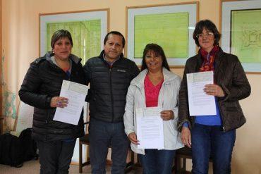 Gobierno entrega Fondo Social Presidente de la República a 29 organizaciones de Ancud