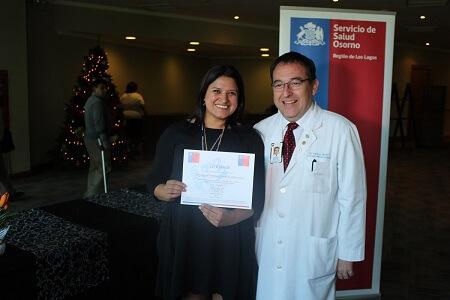 Hospital de Quilacahuin recibió certificación del Hospital Amigo