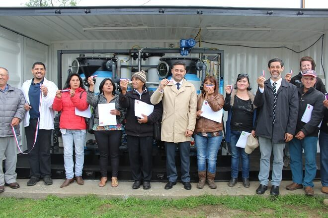 Inauguran planta de biogás a partir de residuos ganaderos