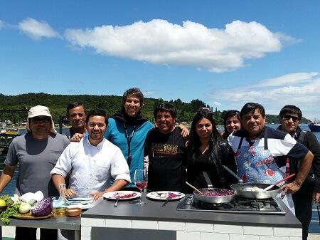 Desde Iquique hasta las últimas caletas de pescadores en Tierra del Fuego mostrará nueva temporada del programa Los Reyes del Mar