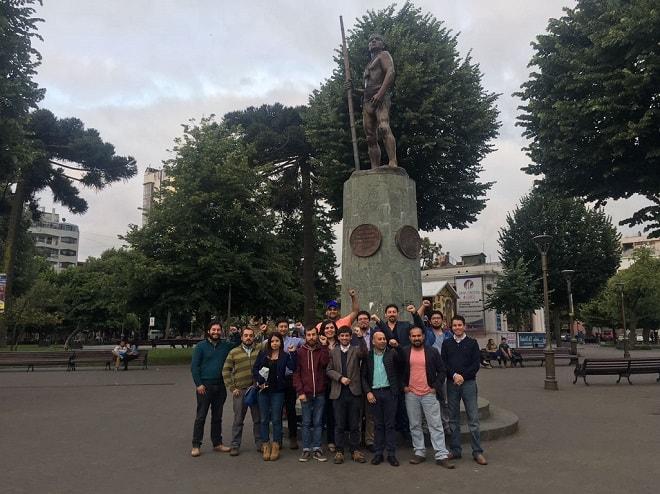 Juventud Radical y MAS Región se reúnen en Concepción para apoyar a Guillier