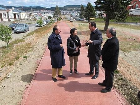 MINVU Los Ríos intercambia y conoce experiencias en regiones de Magallanes, Araucanía y Bío Bío