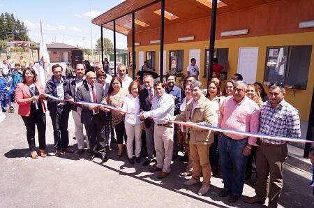 MOP inaugura nueva área de ventas en la localidad de Tomeco