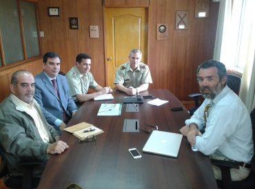 Multigremial del Sur se reunió con nuevo jefe de la Zona de Carabineros Los Ríos