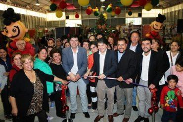 Municipio de Valdivia inaugura tradicional feria navideñaen Parque Saval