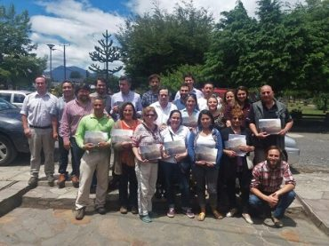Nodo Coñaripe cierra su primer año con presentación de Plan de Desarrollo Turístico Sustentable