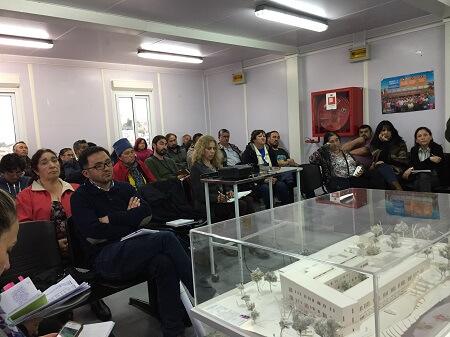 Nuevo hospital comunitario de Queilen ad portas de iniciar construcción