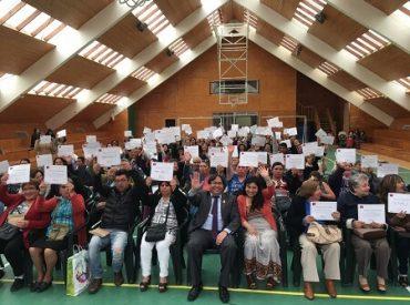 """Más de 100 personas beneficiadas en Concepción con """"Programa Contigo Aprendo"""" del Mineduc"""