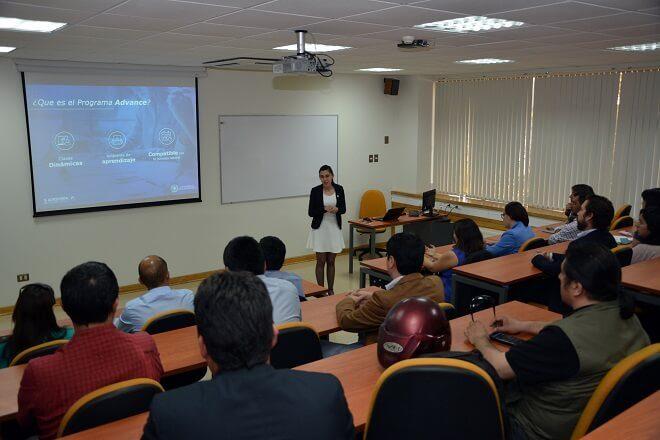 Programa de Prosecución de Estudios USS atrae a nuevos estudiantes