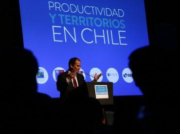 La Región del Biobío es centro de reflexión y debate para mejorar productividad y territorios de Chile