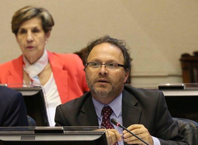 Senador De Urresti apoyó proyecto que crea nueva Región de Ñuble