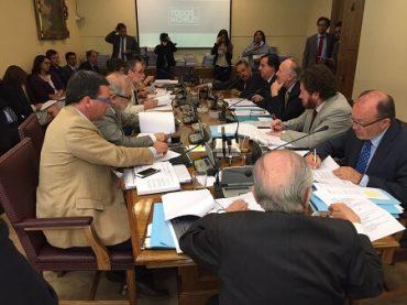 """Senador Harboe: """"Hemos despachado el proyecto que crea la Región de Ñuble"""""""
